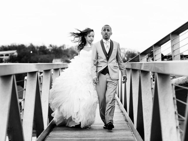 Le mariage de Agnès et Anthony