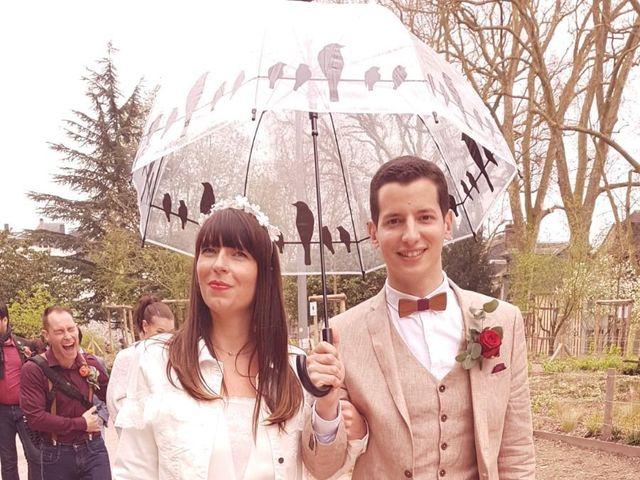 Le mariage de Idris et Elise à Rouen, Seine-Maritime 21