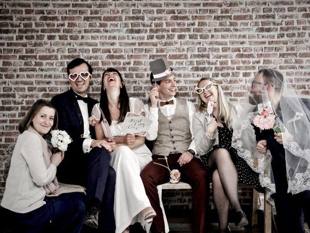 Le mariage de Idris et Elise à Rouen, Seine-Maritime 34