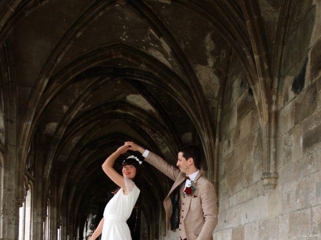Le mariage de Idris et Elise à Rouen, Seine-Maritime 23