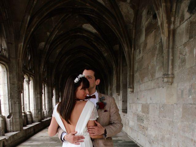 Le mariage de Idris et Elise à Rouen, Seine-Maritime 22