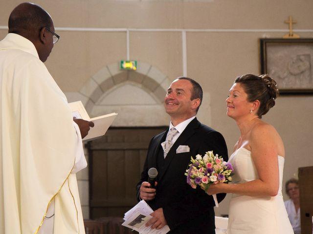 Le mariage de Fabrice et Peggy à Neuville-De-Poitou, Vienne 4