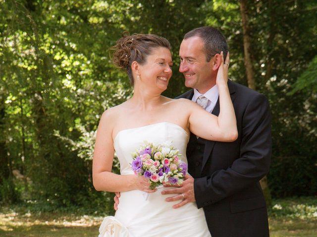 Le mariage de Fabrice et Peggy à Neuville-De-Poitou, Vienne 1