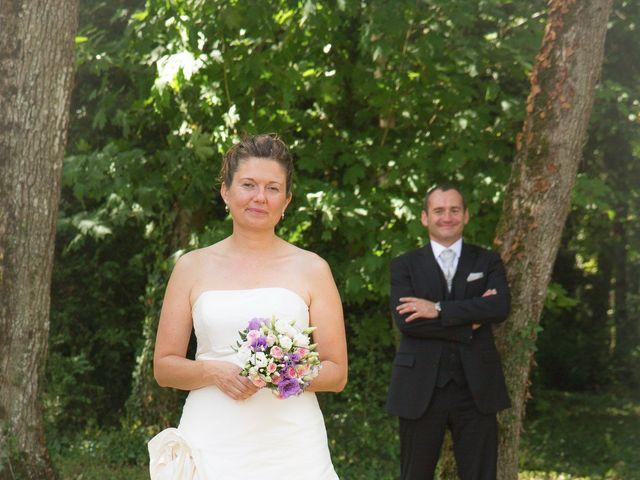 Le mariage de Fabrice et Peggy à Neuville-De-Poitou, Vienne 15