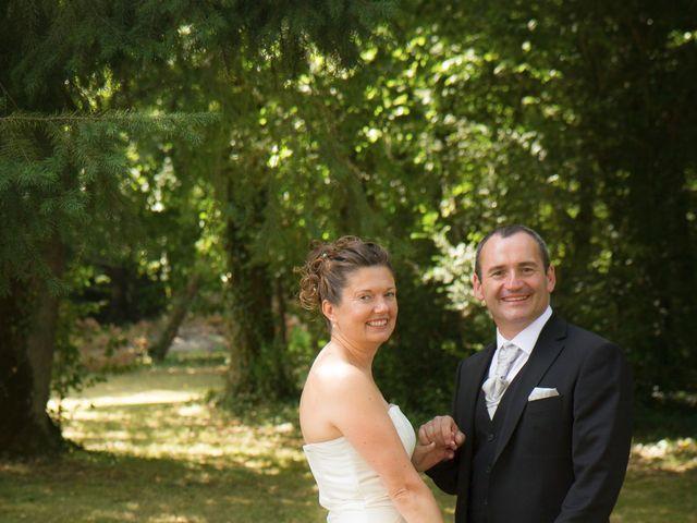 Le mariage de Fabrice et Peggy à Neuville-De-Poitou, Vienne 16