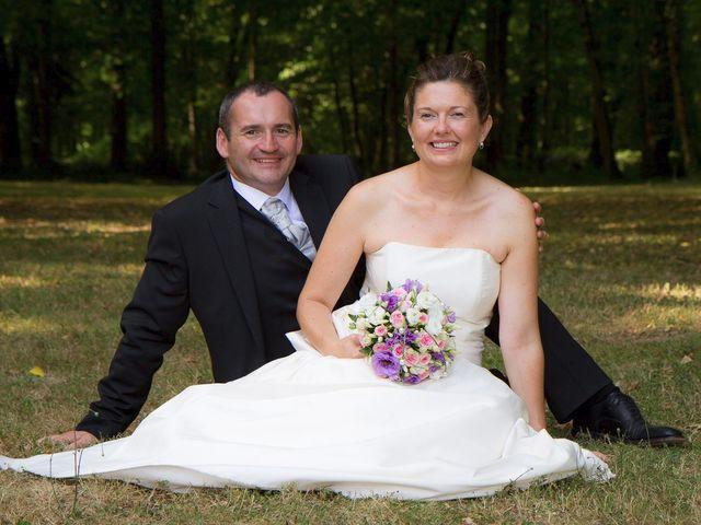 Le mariage de Fabrice et Peggy à Neuville-De-Poitou, Vienne 2