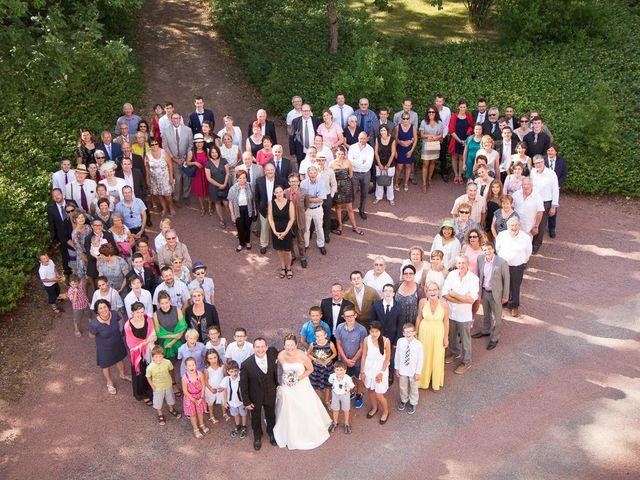 Le mariage de Fabrice et Peggy à Neuville-De-Poitou, Vienne 22