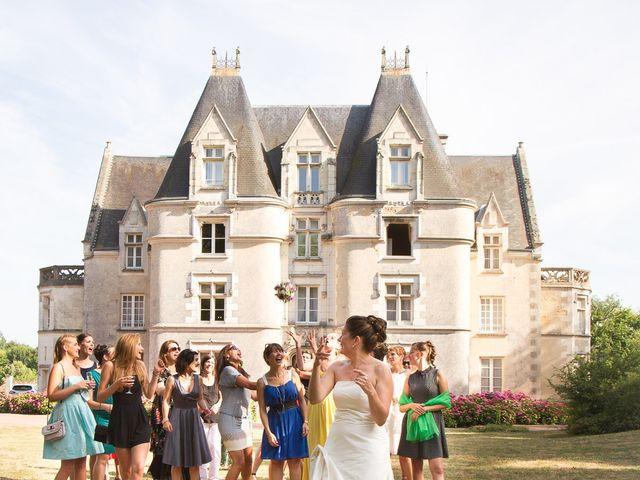 Le mariage de Fabrice et Peggy à Neuville-De-Poitou, Vienne 23