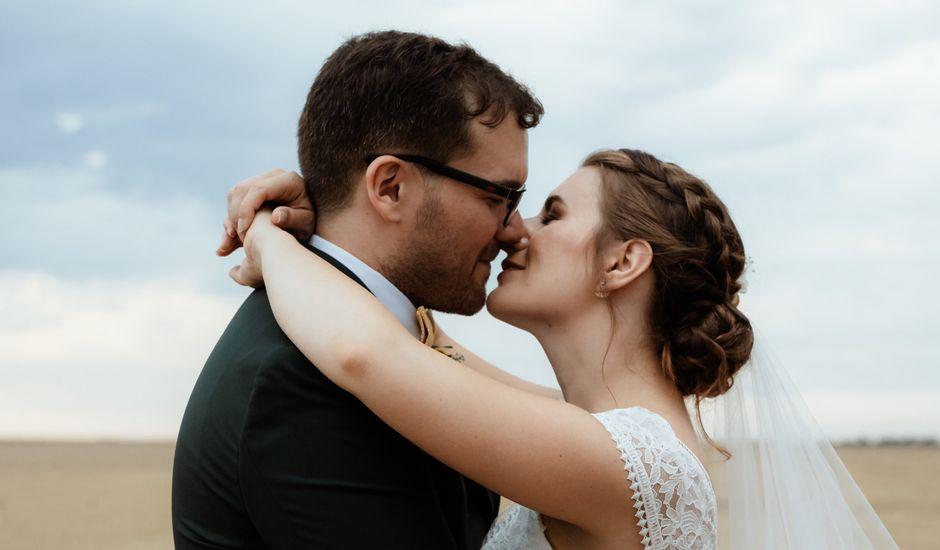Le mariage de Kévin et Claire-Estelle à Les Andelys, Eure