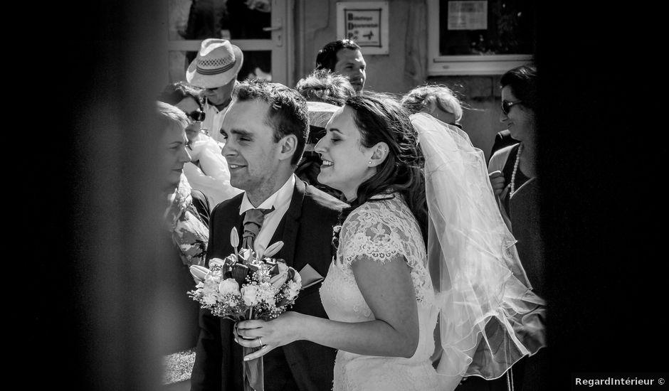 Le mariage de Francois et Victoria à Céaux-en-Couhé, Vienne