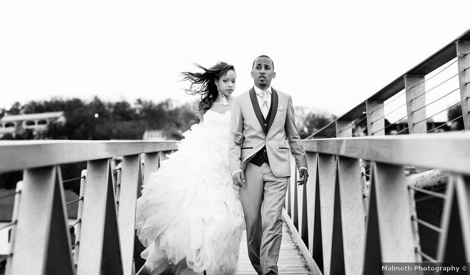Le mariage de Anthony et Agnès à Rivière-Salée, Martinique
