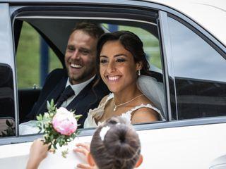 Le mariage de Sabrina et Bruno