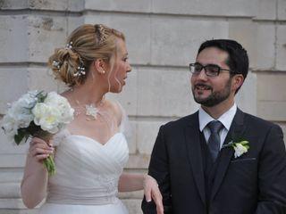Le mariage de Brigitte et Alexandre