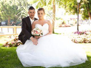 Le mariage de Melanie et Luan
