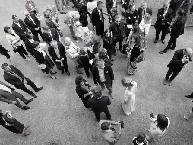 Le mariage de Loîck et Oriane à Rouge-Perriers, Eure 13