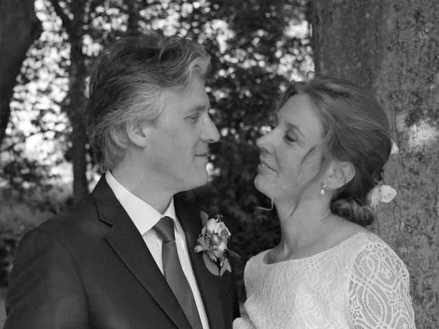 Le mariage de Loîck et Oriane à Rouge-Perriers, Eure 18