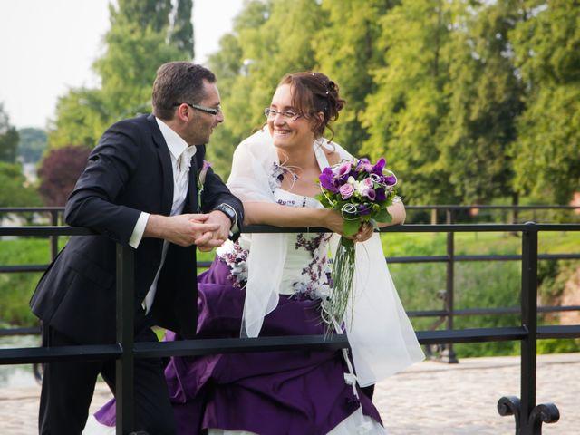 Le mariage de Séverine et Dimitri