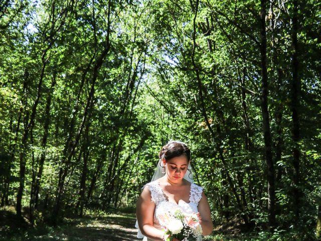 Le mariage de Mickaël et Louise à Charentilly, Indre-et-Loire 3