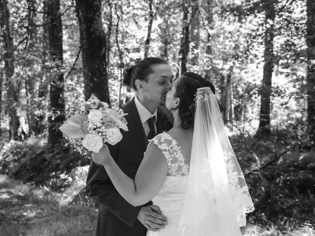 Le mariage de Mickaël et Louise à Charentilly, Indre-et-Loire 1