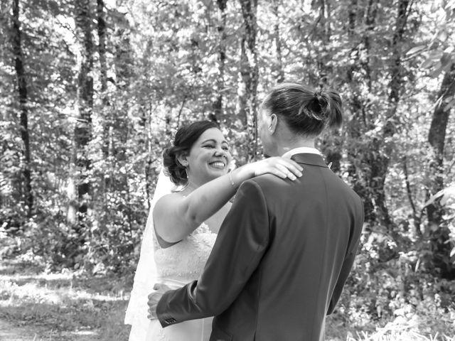 Le mariage de Mickaël et Louise à Charentilly, Indre-et-Loire 2
