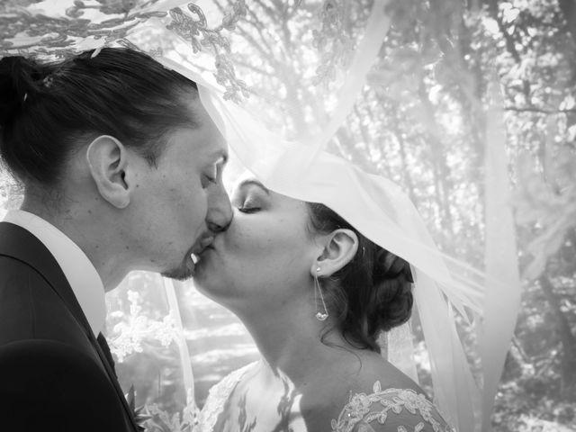 Le mariage de Mickaël et Louise à Charentilly, Indre-et-Loire 8