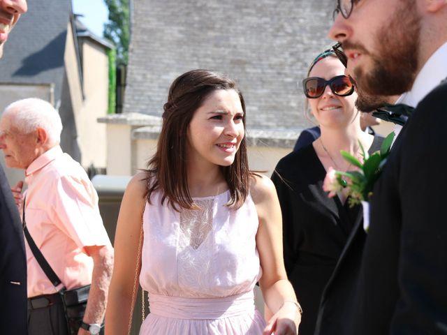 Le mariage de Mickaël et Louise à Charentilly, Indre-et-Loire 18