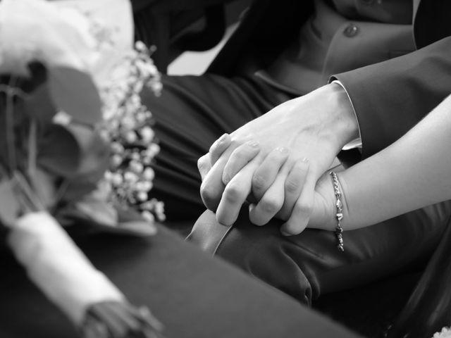 Le mariage de Mickaël et Louise à Charentilly, Indre-et-Loire 22