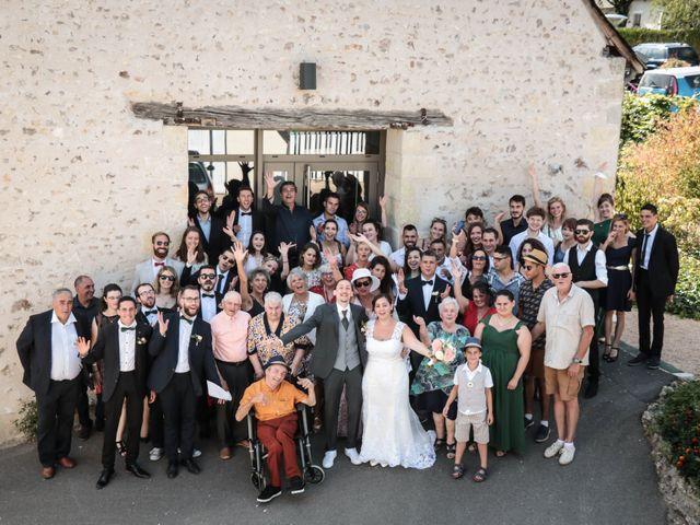 Le mariage de Mickaël et Louise à Charentilly, Indre-et-Loire 24
