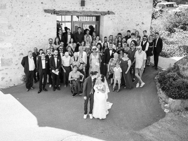 Le mariage de Mickaël et Louise à Charentilly, Indre-et-Loire 25
