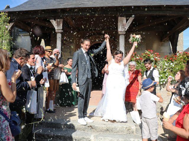 Le mariage de Mickaël et Louise à Charentilly, Indre-et-Loire 35
