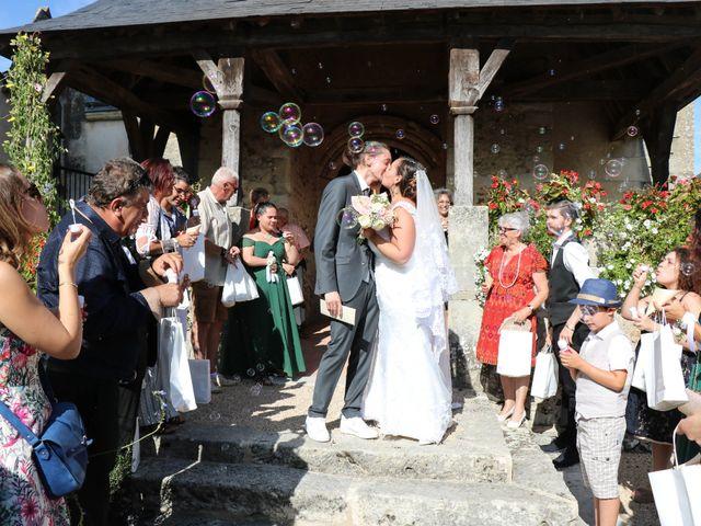 Le mariage de Mickaël et Louise à Charentilly, Indre-et-Loire 36