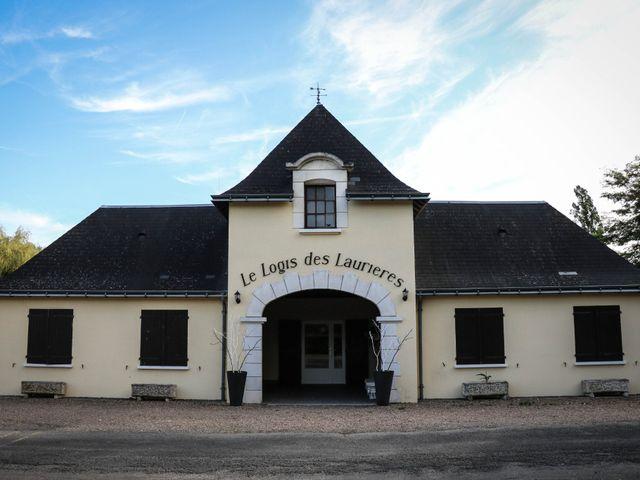 Le mariage de Mickaël et Louise à Charentilly, Indre-et-Loire 37