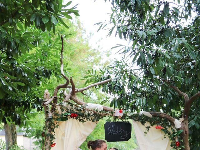 Le mariage de Mickaël et Louise à Charentilly, Indre-et-Loire 53