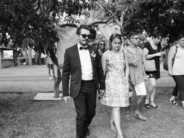 Le mariage de Mickaël et Louise à Charentilly, Indre-et-Loire 54