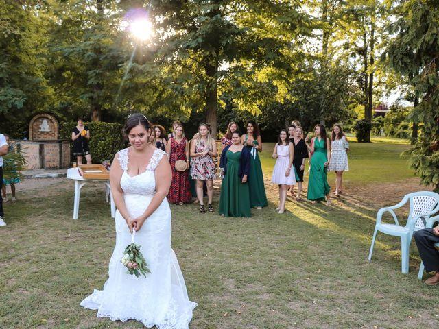 Le mariage de Mickaël et Louise à Charentilly, Indre-et-Loire 80