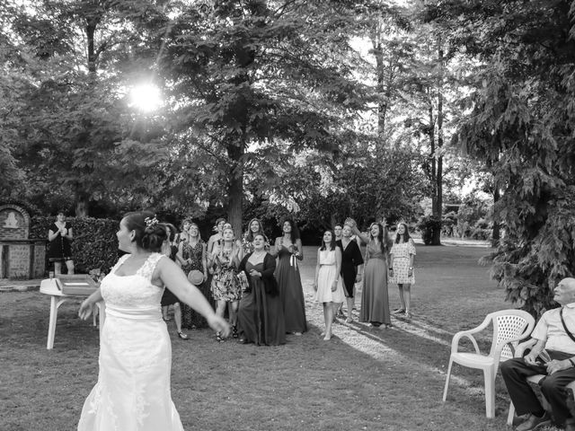 Le mariage de Mickaël et Louise à Charentilly, Indre-et-Loire 81