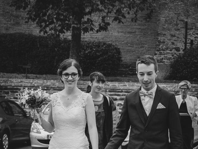 Le mariage de Thomas et Ludivine à Vitré, Ille et Vilaine 5