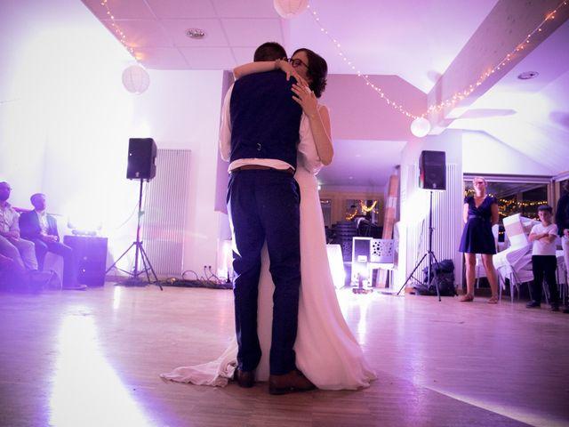 Le mariage de Thomas et Ludivine à Vitré, Ille et Vilaine 8
