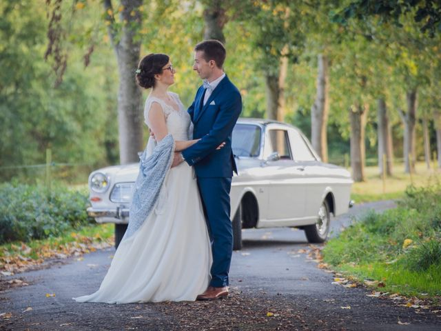 Le mariage de Thomas et Ludivine à Vitré, Ille et Vilaine 15
