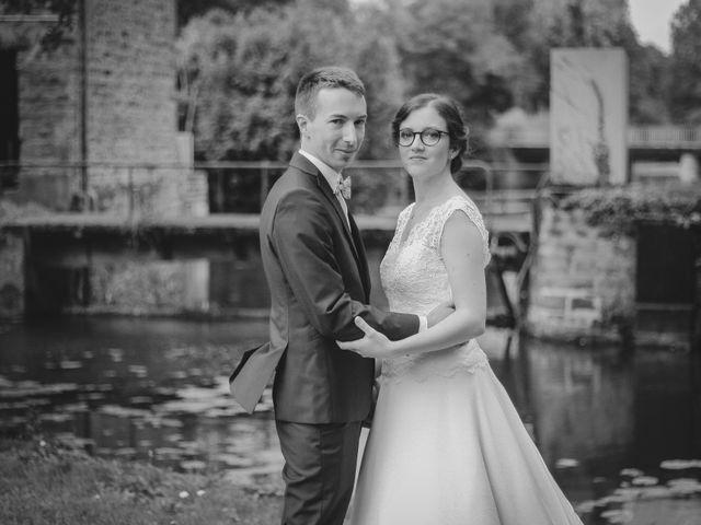 Le mariage de Thomas et Ludivine à Vitré, Ille et Vilaine 17