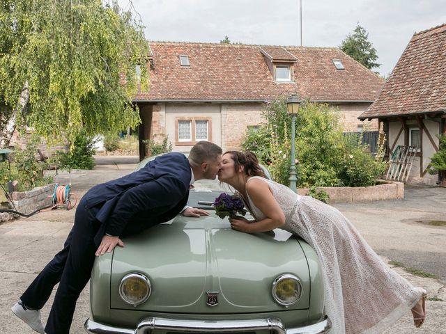 Le mariage de Frédéric et Christelle à Soultz-les-Bains, Bas Rhin 34