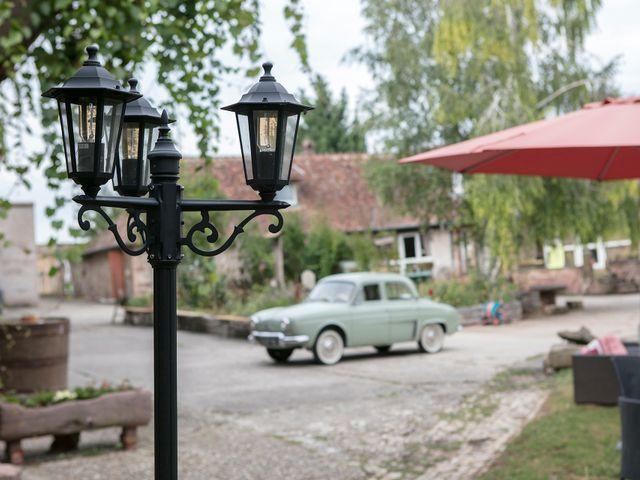 Le mariage de Frédéric et Christelle à Soultz-les-Bains, Bas Rhin 35