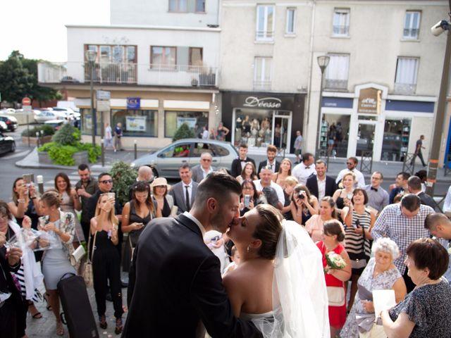 Le mariage de Luan et Melanie à Rosny-sous-Bois, Seine-Saint-Denis 44