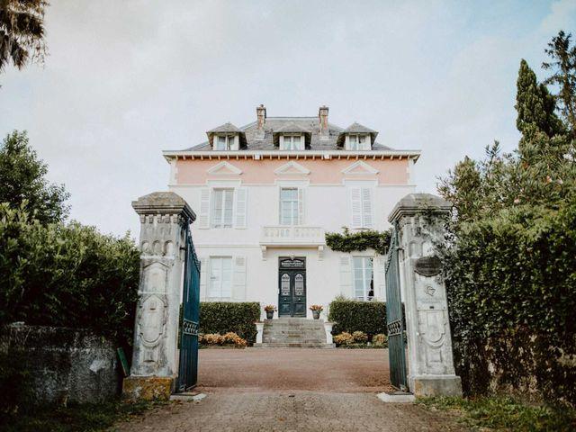 Le mariage de Morgan et Paula à Bidart, Pyrénées-Atlantiques 1