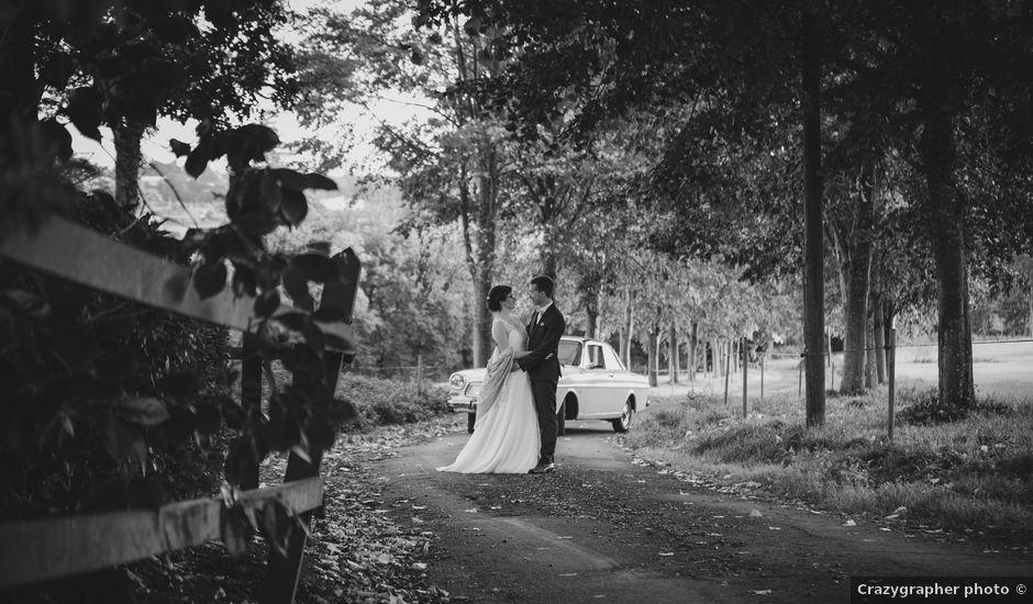 Le mariage de Thomas et Ludivine à Vitré, Ille et Vilaine