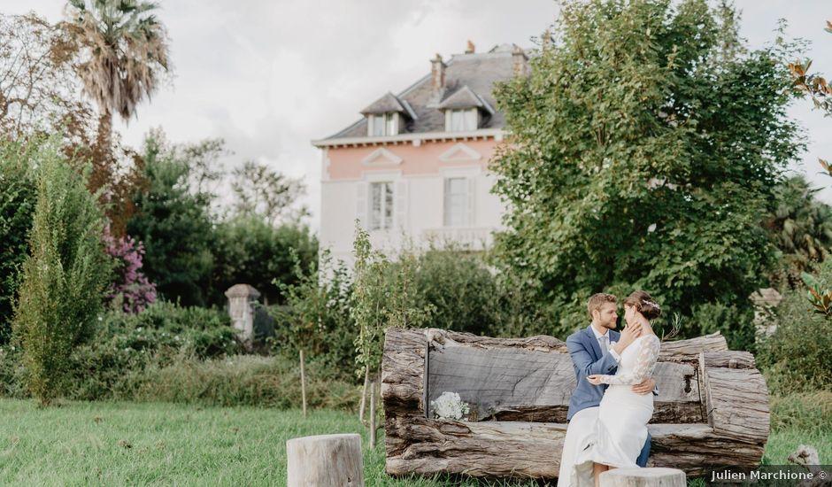Le mariage de Morgan et Paula à Bidart, Pyrénées-Atlantiques