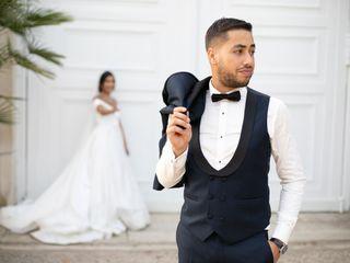 Le mariage de Nassim et Fatiha
