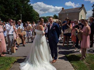 Le mariage de Noémie et Mickaël