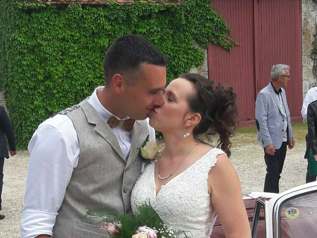 Le mariage de Thomas et Sarah à Mer, Loir-et-Cher 4