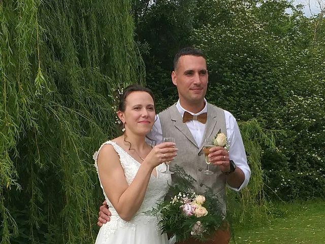 Le mariage de Thomas et Sarah à Mer, Loir-et-Cher 5
